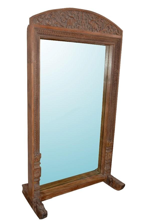 Large free standing mirror nkbantawai for Large standing mirror
